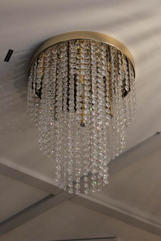Plafoniere polverini lampadari