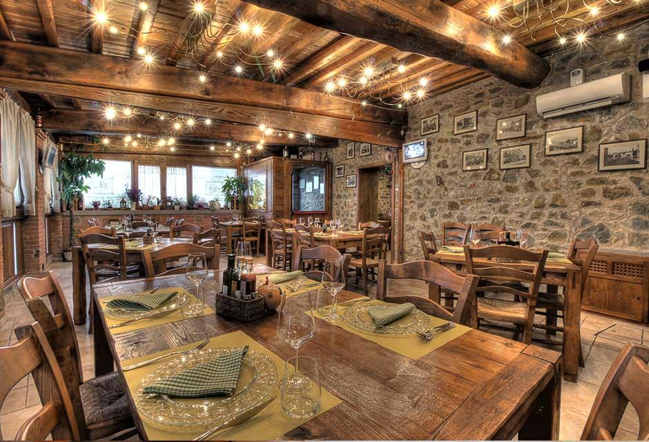 Illuminazione esterna per ristoranti dehors per bar e ristoranti