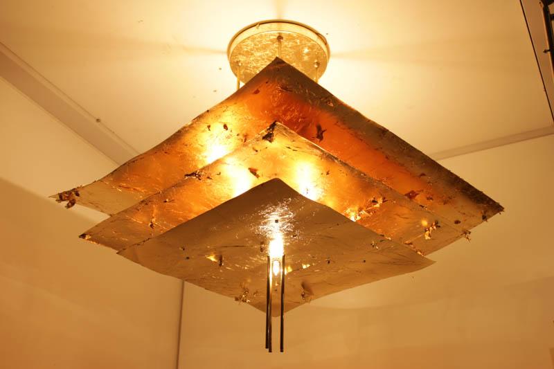 Lampada Crystalgold lampadario