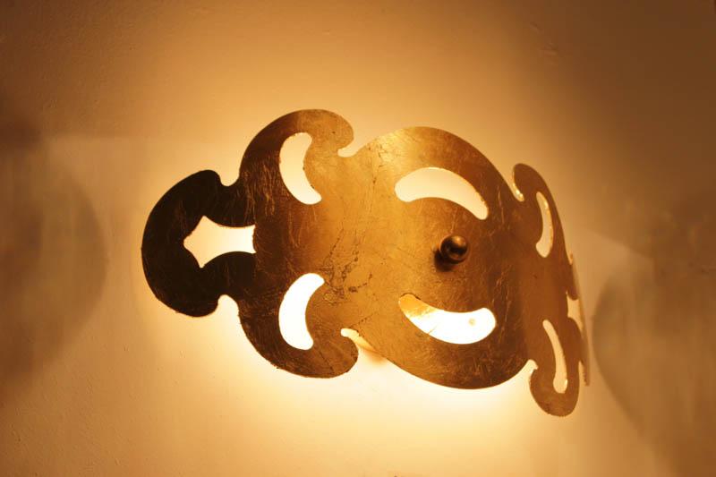 Lampada Flower parete led
