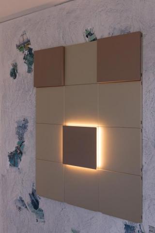 Produzione artigianale di lampade Polverini Lampadari