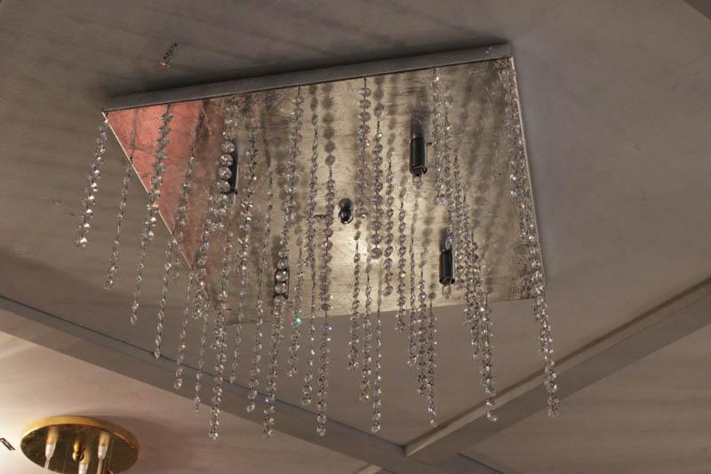 Plafoniere Con Swarovski : Lampade plafoniere da polverini lampadari