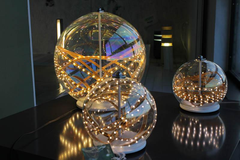 lampada bubble tavolo led