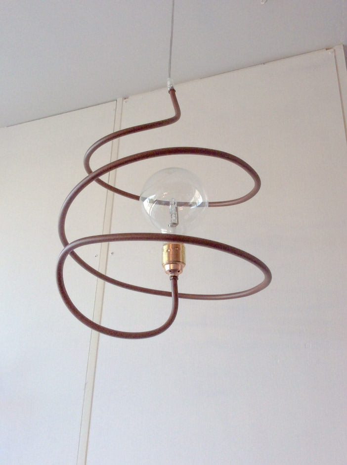 Polverini Lampadari - Lampade artigianali in mostra