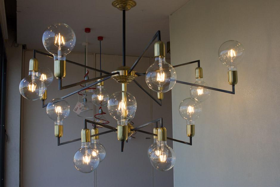 Plafoniere Led Vintage : Lampade plafoniere da polverini lampadari